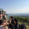 Hike with Alumni on the Kahlenberg View over Vienna September 2017